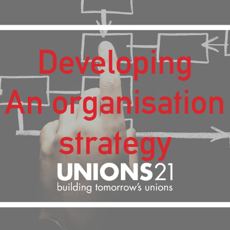 Developing an Organisation Strategy: More Than Just a Piece of Paper
