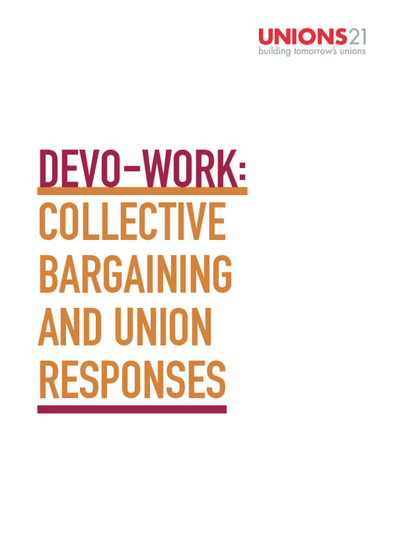 Devo-Work: Collective Bargaining responses
